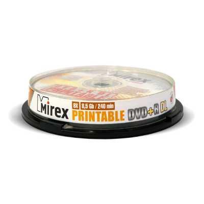 диск DVD+R Mirex 204268