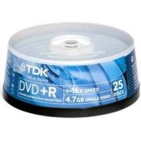 Диск DVD+R TDK t19443