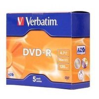 Диск DVD-R Verbatim 43519