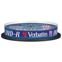 Диск DVD-R Verbatim 43523