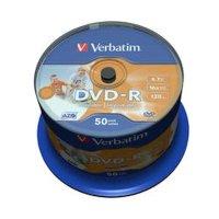 Диск DVD-R Verbatim 43533
