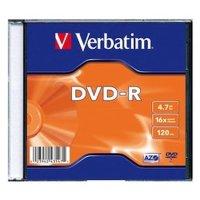 Диск DVD-R Verbatim 43547