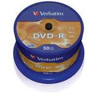 Диск DVD-R Verbatim 43548