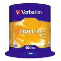 Диск DVD-R Verbatim 43549