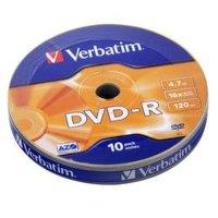 Диск DVD-R Verbatim 43729