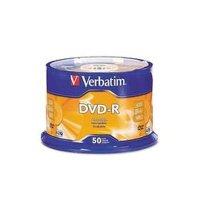 Диск DVD-R Verbatim 43755