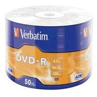 Диск DVD-R Verbatim 43788