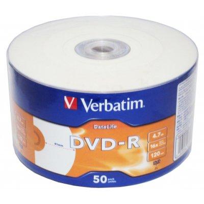 диск DVD-R Verbatim 43793