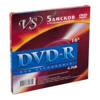 Диск DVD-R VS 20359