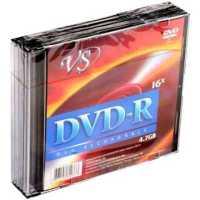 Диск DVD-R VS 20397
