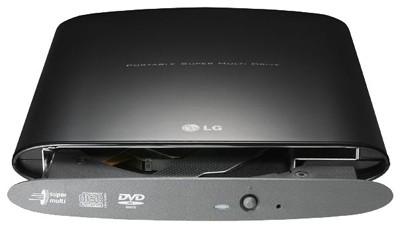 оптический привод DVD-RW LG GP08NU6B