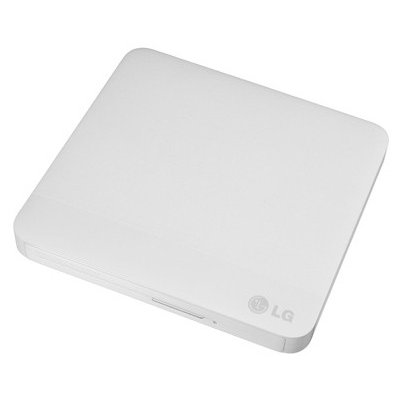 оптический привод DVD-RW LG GP57EB40 White
