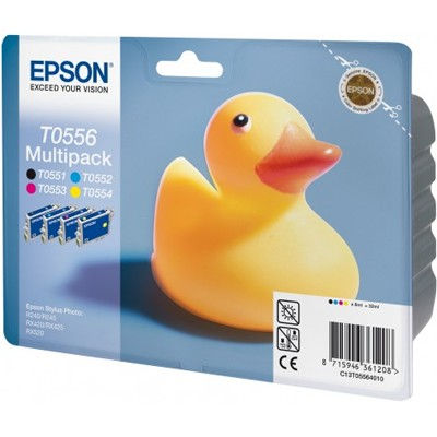 картридж Epson C13T05564010