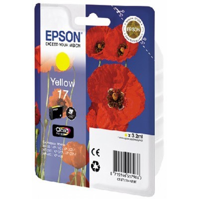 картридж Epson C13T17044A10