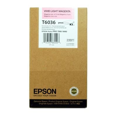 картридж Epson C13T603600