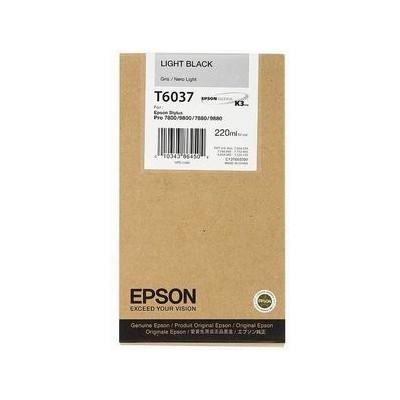 картридж Epson C13T603700