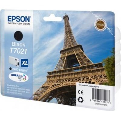 картридж Epson C13T70214010
