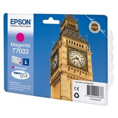 картридж Epson C13T70334010