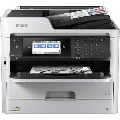 МФУ Epson WorkForce Pro WF-M5799DWF