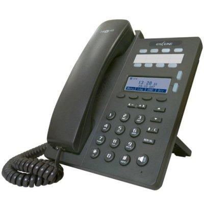 IP телефон Escene ES206-N с бп