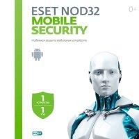 Антивирус ESET NOD32-ENM-NS-BOX-1-1-Е