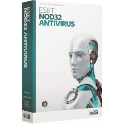 антивирус ESET NOD32 NOD32-ENA-NS-ABOX-1-1
