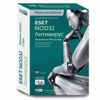 Антивирус ESET NOD32 NOD32-ENA-RN-BOX-3-1-1