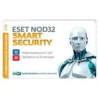 Антивирус ESET NOD32 NOD32-ESS-2012RN-CARD-1-1