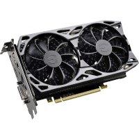 Видеокарта EVGA nVidia GeForce GTX 1660 Ti 6Gb 06G-P4-1667-KR