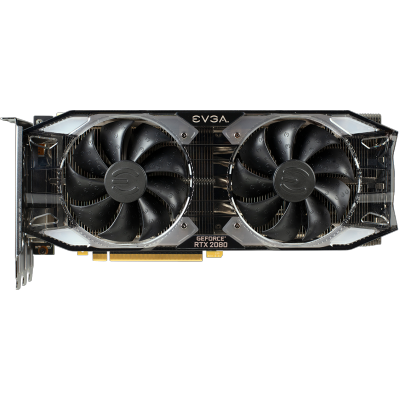 видеокарта EVGA nVidia GeForce RTX 2080 8Gb 08G-P4-2187-KR
