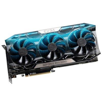 видеокарта EVGA nVidia GeForce RTX 2080 Super 8Gb 08G-P4-3287-KR
