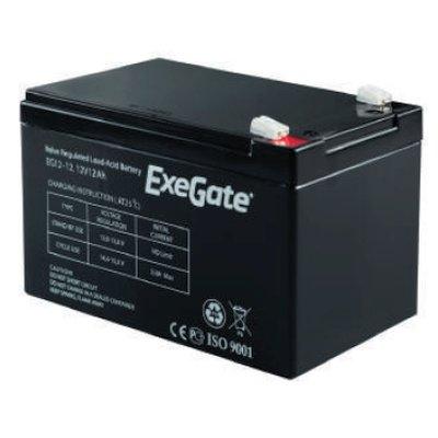батарея для UPS Exegate EG12-12