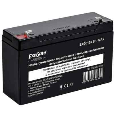 батарея для UPS Exegate EG12-6