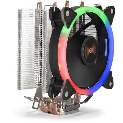 кулер Exegate Wizard EXX400-PWM.RGB EX286159RUS