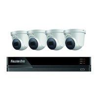 IP видеокамера Falcon Eye FE-104MHD KIT Дом Smart