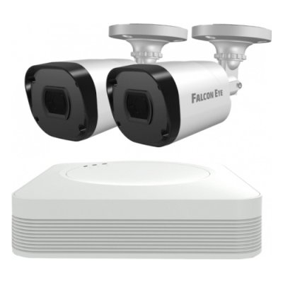 IP видеокамера Falcon Eye FE-104MHD KIT Light Smart