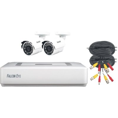 IP видеокамера Falcon Eye FE-104MHD KIT Офис