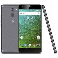 Смартфон Fly FS554 Power Plus FHD Grey