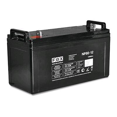 батарея для UPS Fox NP80-12