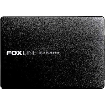 SSD диск Foxline 256Gb FLSSD256X5SE