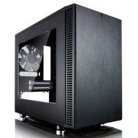 Корпус Fractal Design Define Nano S Black Window FD-CA-DEF-NANO-S-BK-W