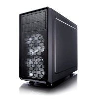 Корпус Fractal Design Focus Mini FD-CA-FOCUS-MINI-BK-W