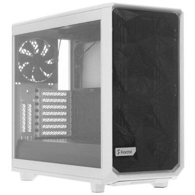 корпус Fractal Design Meshify 2 White TG Clear Tint FD-C-MES2A-05