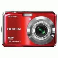 Фотоаппарат FujiFilm FinePix AX600 Red