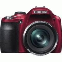 Фотоаппарат FujiFilm FinePix SL300 Red
