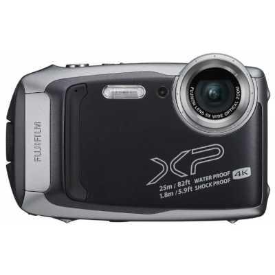 фотоаппарат FujiFilm FinePix XP140 Dark Silver