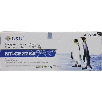 картридж G&G NT-CE278A