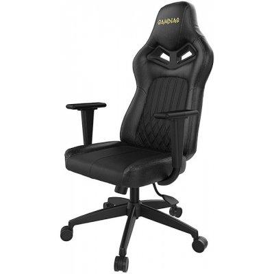 игровое кресло Gamdias Hercules E3 Black