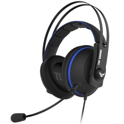 гарнитура ASUS TUF Gaming H7 Core Blue 90YH01TB-B1UA00