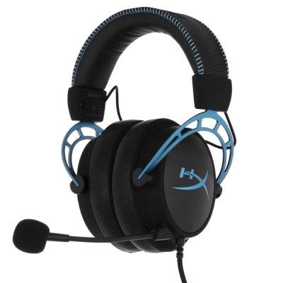 гарнитура HyperX Cloud Alpha S Black-Blue